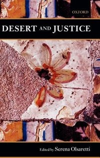 Book Desert and Justice by Serena Olsaretti