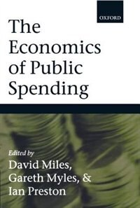 Book The Economics of Public Spending by David Miles