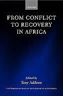 Book From Conflict to Recovery in Africa by Tony Addison