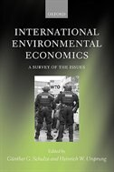 Book International Environmental Economics: A Survey of the Issues by Gunther G. Schulze