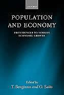 Book Population and Economy: From Hunger to Modern Economic Growth by Bengtsson