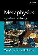 Book Metaphysics: A Guide and Anthology by Tim Crane