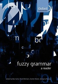 Book Fuzzy Grammar: A Reader by Bas Aarts