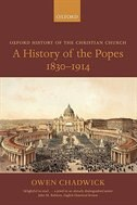 Book A History of the Popes 1830-1914 by Owen Chadwick