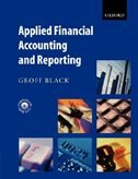 Book Applied Financial Accounting and Reporting by Geoff Black
