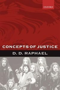 Book Concepts of Justice by D. D. Raphael