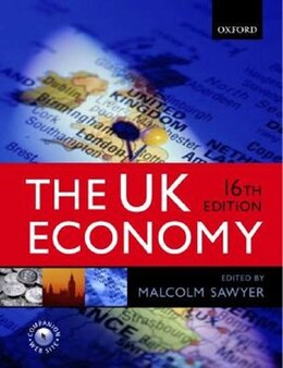 Book The UK Economy by Malcolm Sawyer
