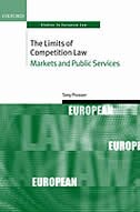Book The Limits of Competition Law: Markets and Public Services by Tony Prosser
