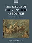 Book The Insula of the Menander at Pompeii: Volume II: The Decorations by Roger Ling