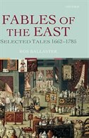 Book Fables of the East: Selected Tales 1662-1785 by Ros Ballaster