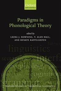 Book Paradigms in Phonological Theory by Laura J. Downing