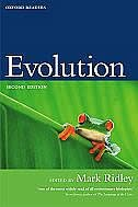 Book Evolution by Mark Ridley