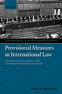 Book Provisional Measures in International Law: The International Court of Justice and the International… by Shabtai Rosenne