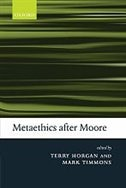 Book Metaethics After Moore by Terry Horgan