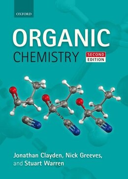 Book Organic Chemistry by Jonathan Clayden