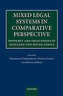 Book Mixed Legal Systems in Comparative Perspective: Property and Obligations in Scotland and South… by Reinhard Zimmermann