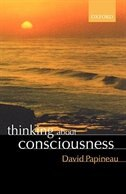 Book Thinking about Consciousness by David Papineau