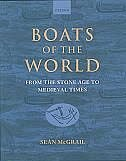 Book Boats of the World: From the Stone Age to Medieval Times by Sean McGrail