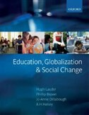 Book Education, Globalization, and Social Change by Hugh Lauder