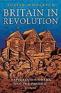 Book Britain in Revolution: 1625-1660 by Austin Woolrych