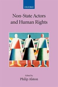 Book Non-state Actors And Human Rights by Philip Alston