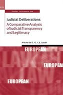 Book Judicial Deliberations: A Comparative Analysis of Transparency and Legitimacy by Mitchel de S.-O.-lE. Lasser