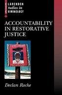 Book Accountability in Restorative Justice by Declan Roche