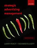 Book Strategic Advertising Management by Larry Percy