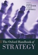 Book The Oxford Handbook Of Strategy: A Strategy Overview and Competitive Strategy by David O. Faulkner
