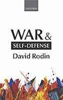 Book War and Self-Defense by David Rodin