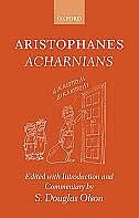 Book Aristophanes Acharnians by S. Douglas Olson