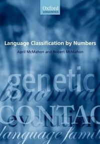 Book Language Classification By Numbers by April McMahon