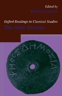 Book The Attic Orators by Edwin Carawan