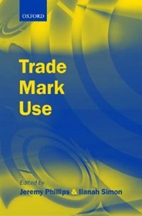 Book Trade Mark Use by Jeremy Phillips