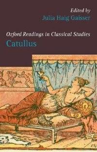 Book Catullus by Julia Haig Gaisser