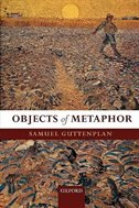 Book Objects Of Metaphor by Samuel Guttenplan