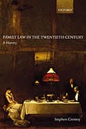 Family Law in the Twentieth Century: A History