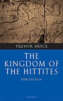 Book The Kingdom of the Hittites by Trevor Bryce
