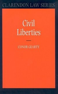 Book Civil Liberties by Conor Gearty