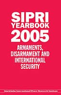 Book SIPRI YEARBOOK 2005: Armaments, Disarmament, and International Security by Stockholm International Peace Research Institute