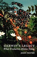 Book Darwins Legacy: What Evolution Means Today by John Dupre