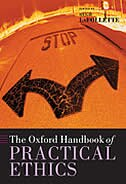 Book The Oxford Handbook Of Practical Ethics by Hugh LaFollette