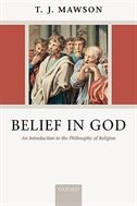 Book Belief in God: An Introduction to the Philosophy of Religion by T. J. Mawson
