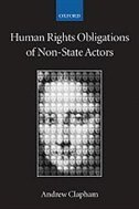 Book Human Rights Obligations of Non-State Actors by Andrew Clapham