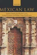 Book Mexican Law by Stephen Zamora