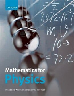 Book Mathematics for Physics by Michael M. Woolfson