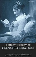 Book A Short History Of French Literature by SARAH KAY