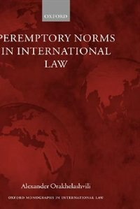 Peremptory Norms In International Law