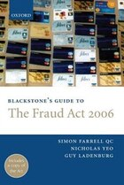 Blackstones Guide to the Fraud Act 2006
