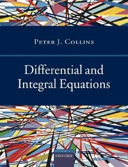 Book Differential And Integral Equations by Peter J. Collins